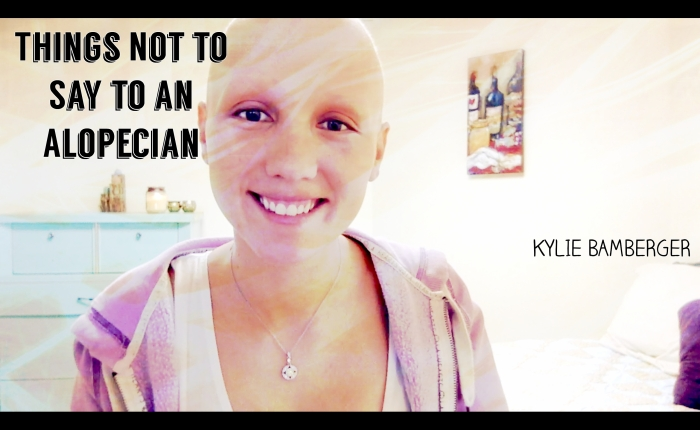 Things Not to Say to an Alopecian